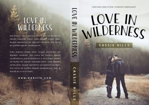 Love In Wilderness - Romance Premade Book Cover For Sale @ Beetiful Book Covers