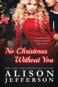 No Christmas Without You - Christmas Romance Premade Book Cover For Sale @ Beetiful Book Covers