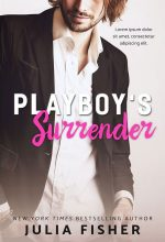 Playboy's Surrender – Romance Premade Book Cover For Sale @ Beetiful Book Covers