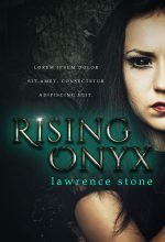 Rising Onyx – Fantasy Premade Book Cover For Sale @ Beetiful Book Covers