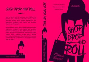 Shop Drop and Roll - Chick-lit Premade Book Cover For Sale @ Beetiful Book Covers