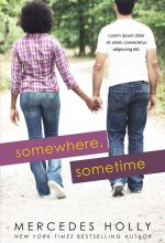 Somewhere, Sometime – Interracial Romance Premade Book Cover For Sale @ Beetiful Book Covers