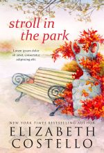 Stroll in the Park – Women's Fiction Premade Book Cover For Sale @ Beetiful Book Covers