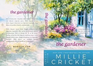 The Gardener - Women's Fiction Premade Book Cover For Sale @ Beetiful Book Covers