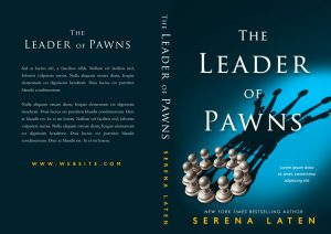 The Leader of Pawns - Business Pre-made Book Cover For Sale @ Beetiful Book Covers