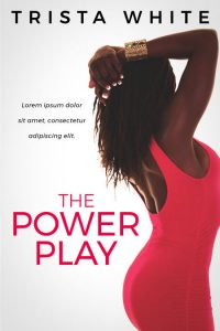 The Power Play - African-American Premade Book Cover For Sale @ Beetiful Book Covers
