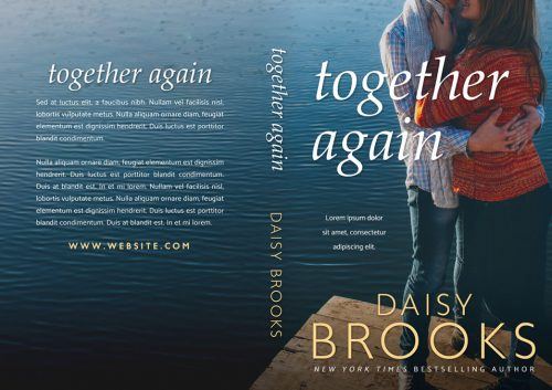 Together Again - Young Adult Romance Premade Book Cover For Sale @ Beetiful Book Covers