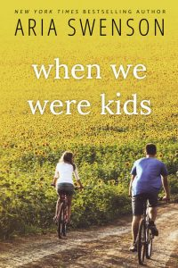When We Were Kids - Young Adult Fiction Premade Book Cover For Sale @ Beetiful Book Covers