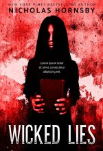 Wicked Lies – Horror Premade Book Cover For Sale @ Beetiful Book Covers