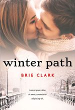 Winter Path – Young Adult Winter Romance Premade Book Cover For Sale @ Beetiful Book Covers