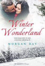 Winter Wonderland – Winter Romance Premade Book Cover For Sale @ Beetiful Book Covers