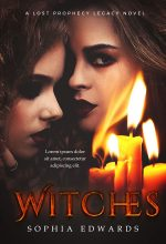 Witches – Horror / Dark Fantasy Premade Book Cover For Sale @ Beetiful Book Covers