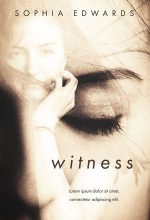 Witness – Mystery / Psychological Thriller Premade Book Cover For Sale @ Beetiful Book Covers