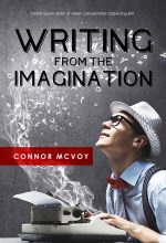 Writing From Imagination – Non-fiction Pre-made Book Cover For Sale @ Beetiful Book Covers