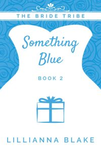 Something Blue by Lillianna Blake