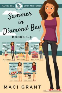 Summer in Diamond Bay Complete Bundle by Maci Grant