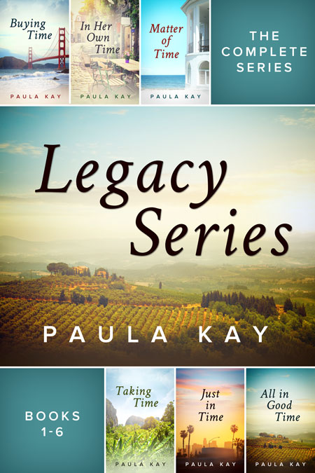 Legacy Series Bundle by Paula Kay