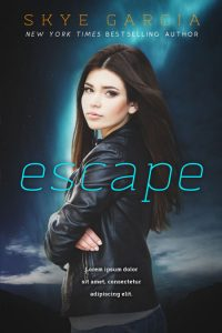 Escape - Science Fiction / Romantic Suspense Premade Book Cover For Sale @ Beetiful Book Covers