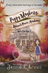 Poppy Mayberry: Return to Power Academy by Jennie K. Brown