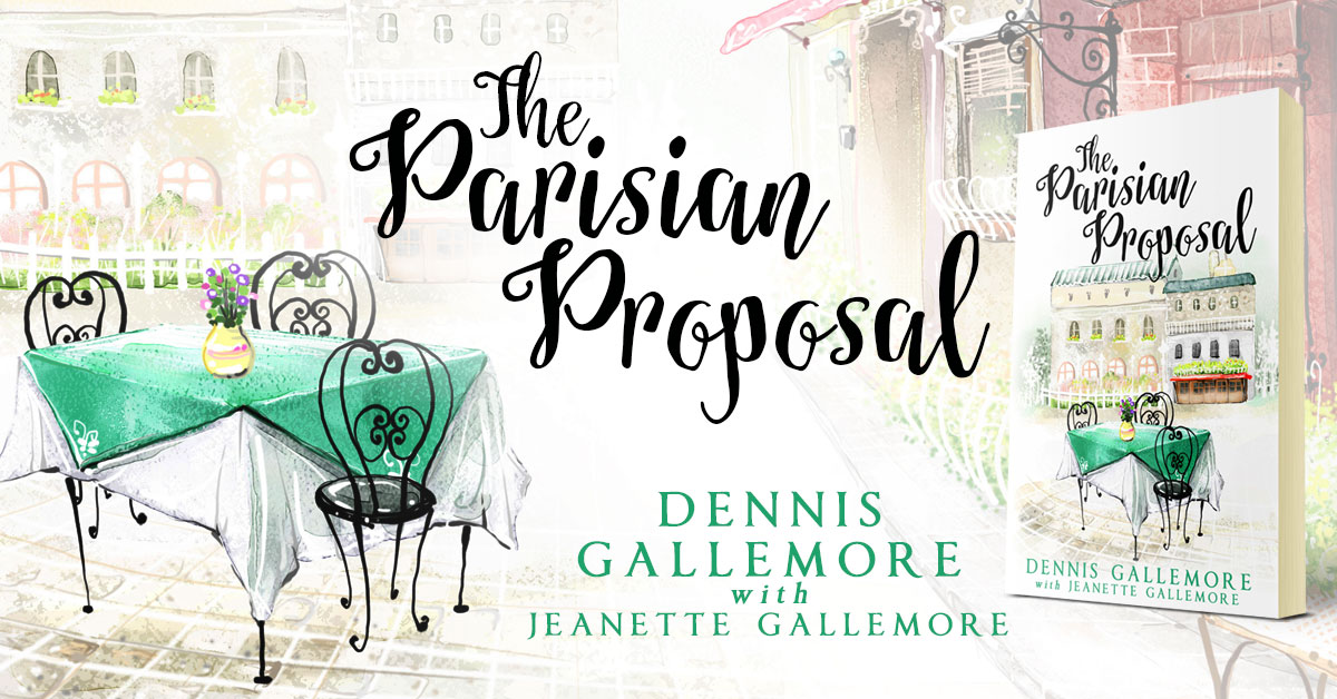 Showcase Spotlight: The Parisian Proposal by Dennis Gallemore with Jeanette Gallemore