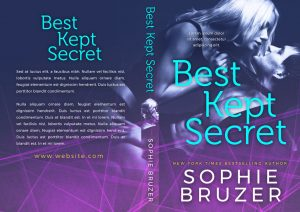 Best Kept Secret - Romance Premade Book Cover For Sale @ Beetiful Book Covers
