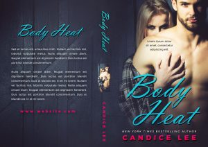 Body Heat - Steamy Romance Premade Book Cover For Sale @ Beetiful Book Covers