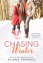 Chasing Winter – Winter Romance Premade Book Cover For Sale @ Beetiful Book Covers