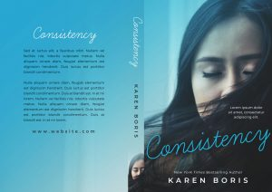 Consistency - Asian-American Women's Fiction Premade Book Cover For Sale @ Beetiful Book Covers