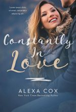 Constantly In Love – Winter Romance Premade Book Cover For Sale @ Beetiful Book Covers