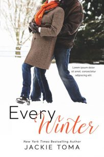 Every Winter - Winter Romance Premade Book Cover For Sale @ Beetiful Book Covers