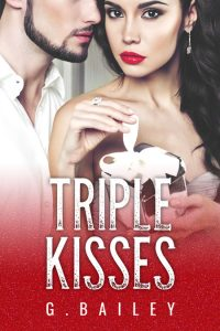 Triple Kisses by G. Bailey