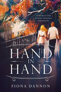 Hand In Hand - Women's Fiction / Romance Premade Book Cover For Sale @ Beetiful Book Covers