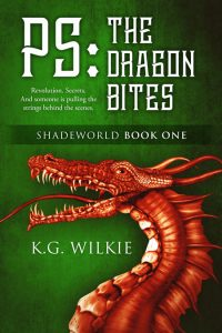 The Dragon Bites by K.G. Wilkie