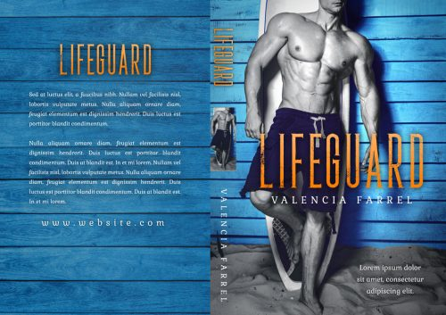 Lifeguard - Romance Premade Book Cover For Sale @ Beetiful Book Covers