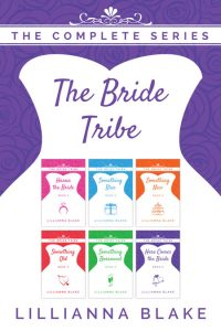 The Bride Tribe Bundle: Books 1-6 by Lillianna Blake