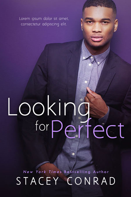 Looking For Perfect - African-American Romance Premade Book Cover For Sale @ Beetiful Book Covers