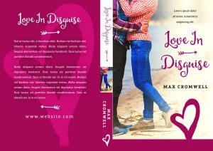 Love In Disguise - Young Adult Romance Premade Book Cover For Sale @ Beetiful Book Covers
