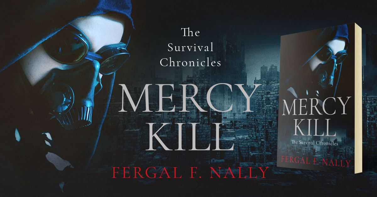 Showcase Spotlight: Mercy Kill by Fergal F. Nally