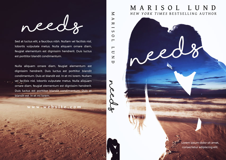 Needs - Romance Premade Book Cover For Sale @ Beetiful Book Covers