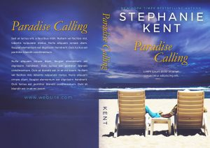 Paradise Calling - Romance Premade Book Cover For Sale @ Beetiful Book Covers