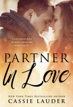 Partner In Love – Winter Romance Premade Book Cover For Sale @ Beetiful Book Covers