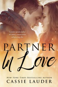 Partner In Love - Winter Romance Premade Book Cover For Sale @ Beetiful Book Covers