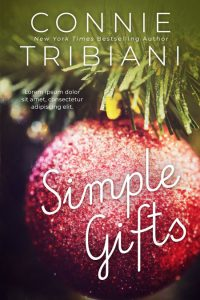 Simple Gifts - Christmas Premade Book Cover For Sale @ Beetiful Book Covers