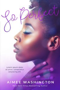 So Perfect - African-American Chicklit Premade Book Cover For Sale @ Beetiful Book Covers