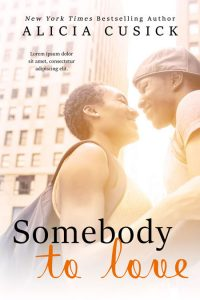 Somebody To Love - African-American Romance Premade Book Cover For Sale @ Beetiful Book Covers