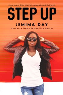 Step Up - African-American Premade Book Cover For Sale @ Beetiful Book Covers