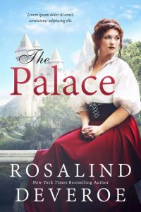 The Palace - Historical Romance / Fantasy Premade Book Cover For Sale @ Beetiful Book Covers