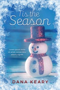 Tis The Season - Christmas Premade Book Cover For Sale @ Beetiful Book Covers
