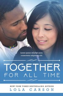 Together For All Time - Interracial Romance Premade Book Cover For Sale @ Beetiful Book Covers