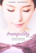 Tranquility – Asian-American Women's Fiction Premade Book Cover For Sale @ Beetiful Book Covers